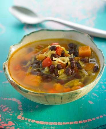 recetas-sopa-de-azuki-y-calabaza