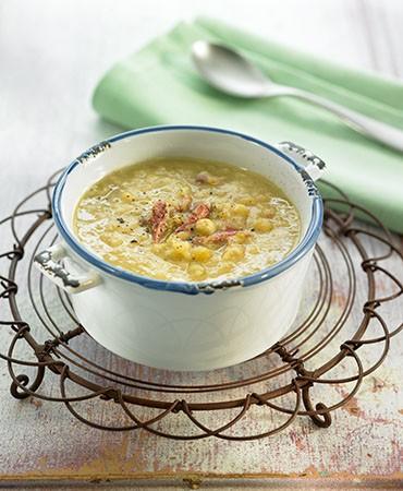 recetas-sopa-de-guisantes-y-jamon
