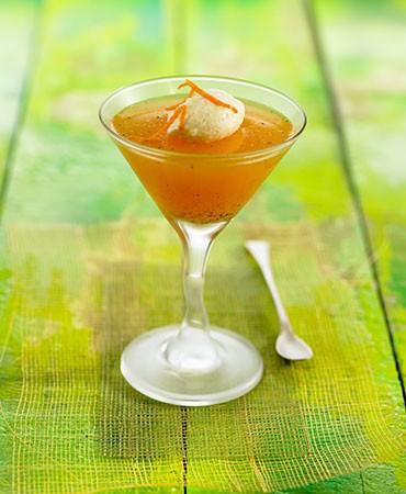 recetas-sopa-de-mandarina-y-vainilla