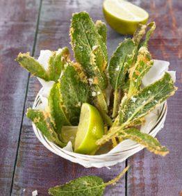 recetas-tempura-de-salvia