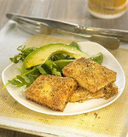 recetas-tofu-en-costra-de-hierbas-y-polenta