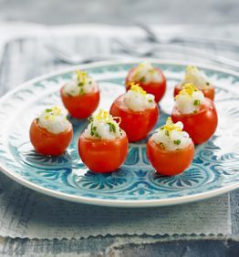recetas-tomates-cherry-con-bacalao