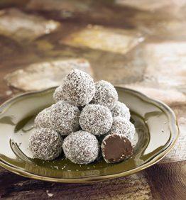 recetas-trufas-de-chocolate-cubiertas-de-coco
