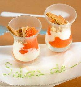 recetas-vasitos-de-yogur-y-papaya