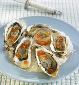 recetas-vinagreta-de-ostras