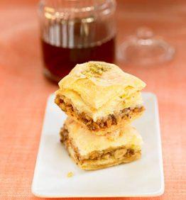 recetas-baklava-con-miel-y-almendras