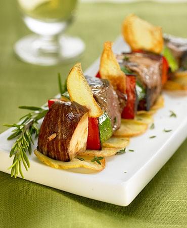 recetas-brocheta-de-buey-con-hortalizas