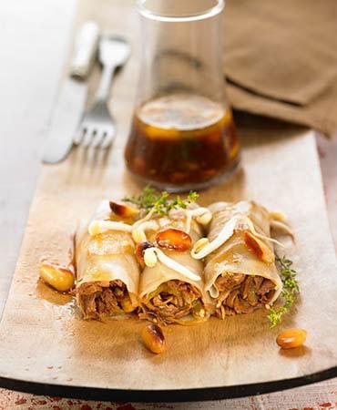 recetas-canelones-de-pato-con-cacahuetes