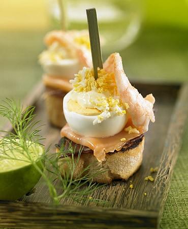 recetas-montadito-de-jamon-iberico-y-salmon-ahumado
