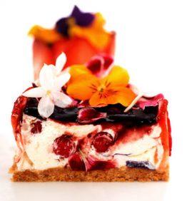 recetas-mousse-de-queso-frutos-y-flores