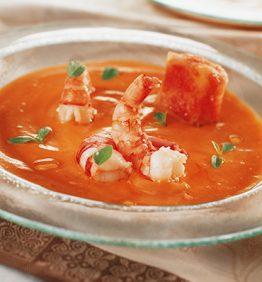 recetas-sopa-fria-pan-con-tomate-y-gambas-2