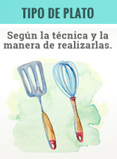 Tipos de platos