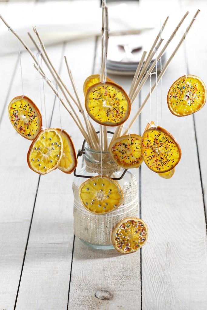 estilo en la mesa navidad naranjas 1