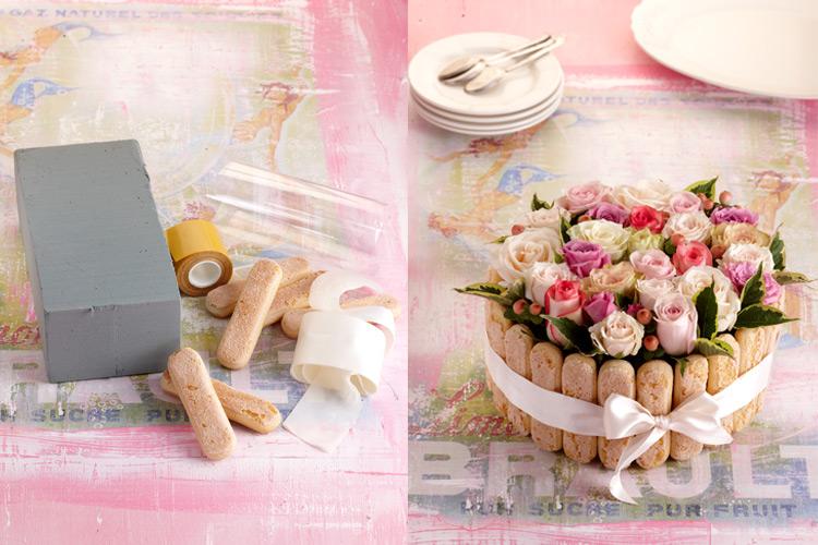 estilo-en-la-mesa-pastel-de-rosas-