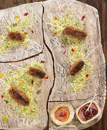 Kaftas-de-cordero-con-cuscus