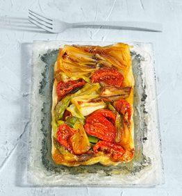 tatin-de-verduras