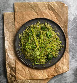 quinoa-verde