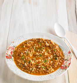 lentejas-con-arroz
