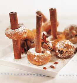 foto de rosquillas con anis