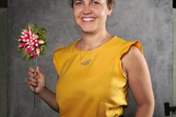 retrato de Valentina Gall